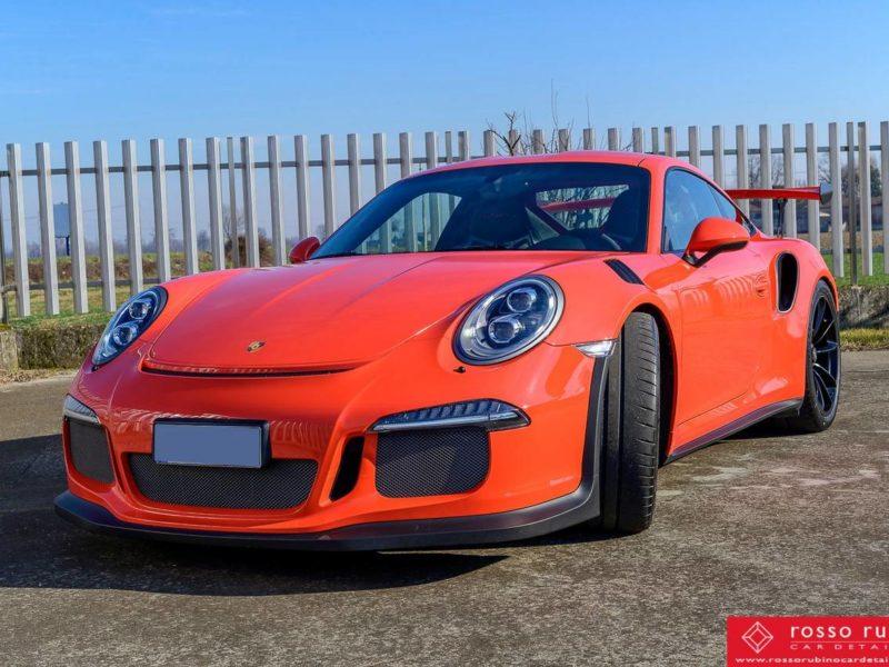 Rsoos Rubino Car Detailing - Reportage Lavori Trattamenti Nanotecnologici