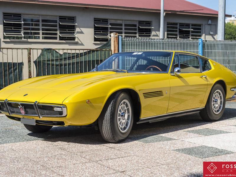 Rsoos Rubino Car Detailing - Reportage Lavori Auto Classiche
