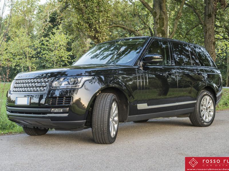 Rsoos Rubino Car Detailing - Reportage Lavori SUV & Offroad