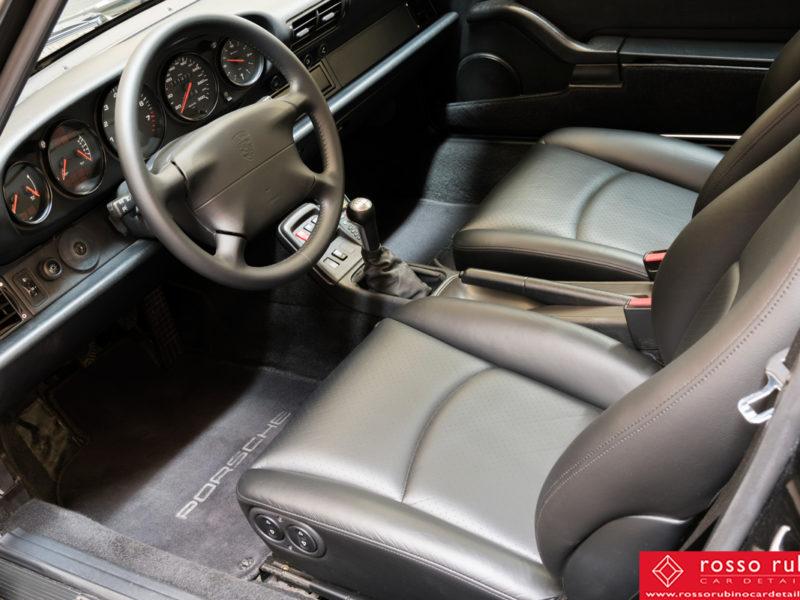 Rsoos Rubino Car Detailing - Reportage Lavori Restauro Pelle